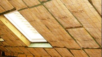 Dakisolatie van platte en hellende daken